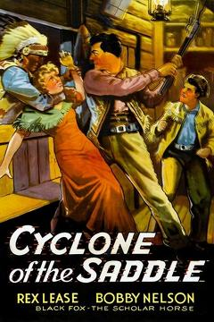 Best Western Movies of 1935 : Cyclone of the Saddle