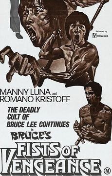 Best Action Movies of 1980 : Bruce's Fists Of Vengeance