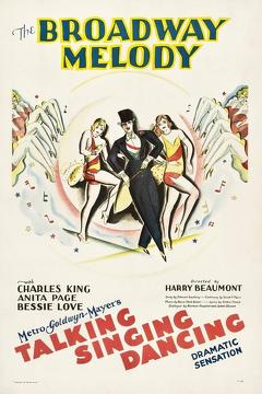 Best Music Movies of 1929 : The Broadway Melody
