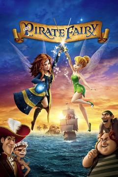 Best Family Movies of 2014 : Tinker Bell and the Pirate Fairy