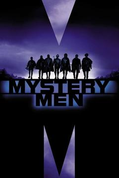 Best Science Fiction Movies of 1999 : Mystery Men