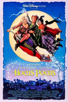 Best Comedy Movies of 1993 : Hocus Pocus