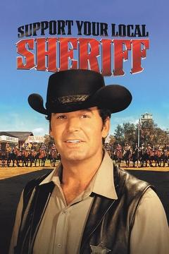 Best Movies of 1969 : Support Your Local Sheriff!