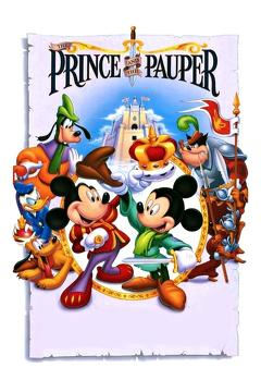 Best Animation Movies of 1990 : The Prince and the Pauper