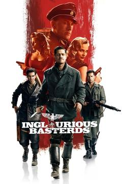 Best Drama Movies of 2009 : Inglourious Basterds