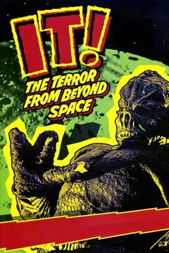 Best Science Fiction Movies of 1958 : It! The Terror from Beyond Space