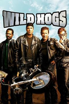 Best Action Movies of 2007 : Wild Hogs