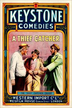 Best Crime Movies of 1914 : A Thief Catcher