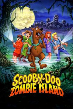 Best Fantasy Movies of 1998 : Scooby-Doo on Zombie Island