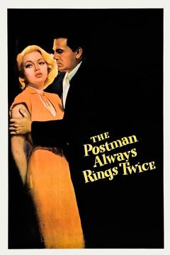 Best Mystery Movies of 1946 : The Postman Always Rings Twice