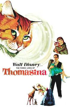 Best Family Movies of 1963 : The Three Lives of Thomasina
