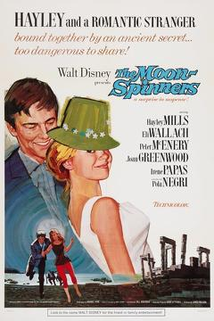 Best Family Movies of 1964 : The Moon-Spinners