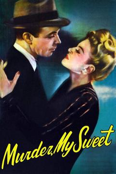 Best Drama Movies of 1944 : Murder, My Sweet