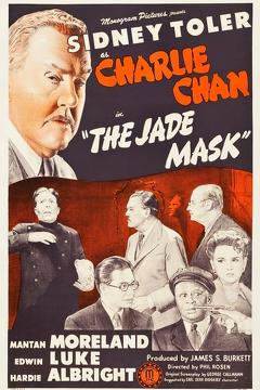Best Science Fiction Movies of 1945 : Charlie Chan in The Jade Mask