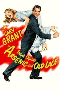 Best Comedy Movies of 1944 : Arsenic and Old Lace