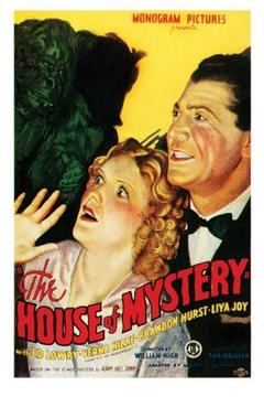 Best Thriller Movies of 1934 : House of Mystery