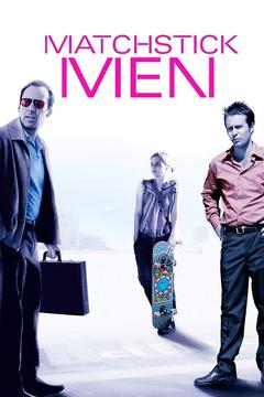 Best Crime Movies of 2003 : Matchstick Men