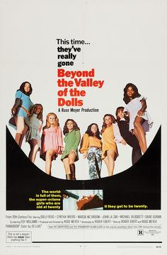 Best Thriller Movies of 1970 : Beyond the Valley of the Dolls