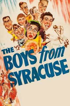Best Music Movies of 1940 : The Boys from Syracuse
