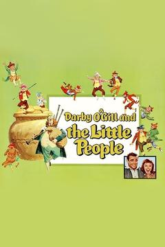 Best Family Movies of 1959 : Darby O'Gill and the Little People