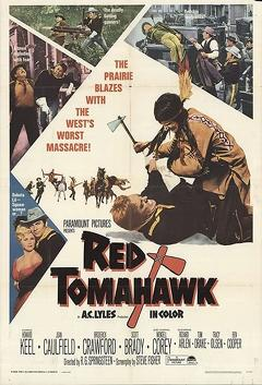 Best Western Movies of 1967 : Red Tomahawk