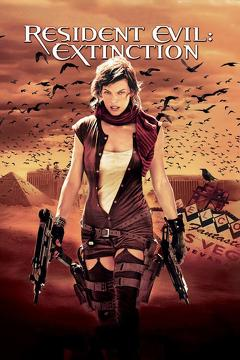 Best Science Fiction Movies of 2007 : Resident Evil: Extinction