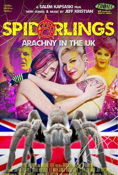 Best Music Movies of 2016 : Spidarlings