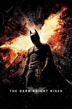 Best Thriller Movies of 2012 : The Dark Knight Rises