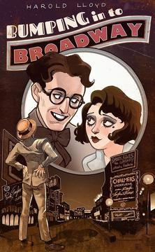 Best Comedy Movies of 1919 : Bumping Into Broadway