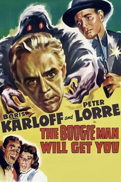 Best Horror Movies of 1942 : The Boogie Man Will Get You