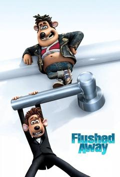 Best Family Movies of 2006 : Flushed Away