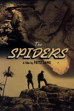 Best Adventure Movies of 1919 : The Spiders - The Golden Lake