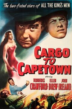 Best Adventure Movies of 1950 : Cargo to Capetown