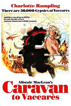 Best Action Movies of 1974 : Caravan to Vaccarès