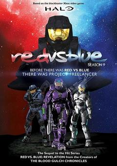 Best Science Fiction Movies of 2012 : Red vs. Blue: Project Freelancer