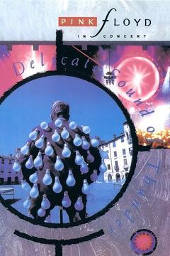 Best Music Movies of 1989 : Pink Floyd : Delicate Sound of Thunder