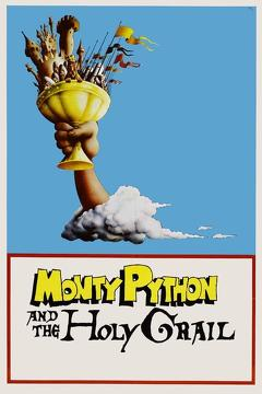 Best Adventure Movies : Monty Python and the Holy Grail