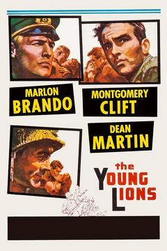 Best War Movies of 1958 : The Young Lions
