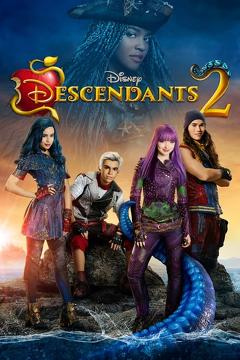 Best Family Movies of 2017 : Descendants 2