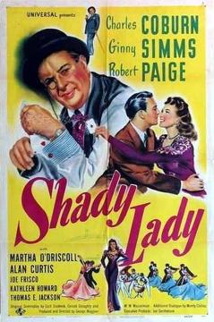 Best Romance Movies of 1945 : Shady Lady