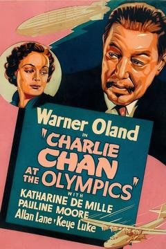 Best Mystery Movies of 1937 : Charlie Chan at the Olympics