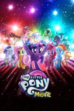 Best Music Movies of 2017 : My Little Pony: The Movie