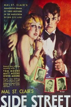 Best Crime Movies of 1929 : Side Street