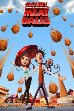 Best Comedy Movies of 2009 : Cloudy with a Chance of Meatballs
