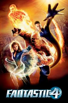 Best Fantasy Movies of 2005 : Fantastic Four
