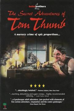 Best Science Fiction Movies of 1993 : The Secret Adventures of Tom Thumb