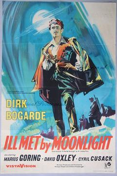 Best Action Movies of 1957 : Ill Met by Moonlight