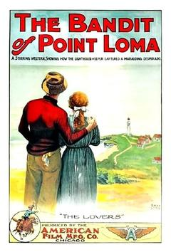 Best Western Movies of 1912 : The Bandit of Point Loma
