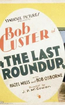 Best Western Movies of 1929 : The Last Roundup