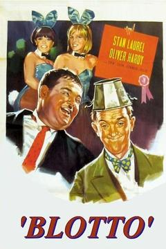 Best Comedy Movies of 1930 : Blotto